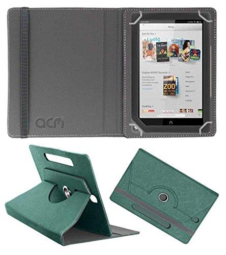 Acm Designer Rotating Leather Flip Case for Barnes & Noble Nook Hd+ 9