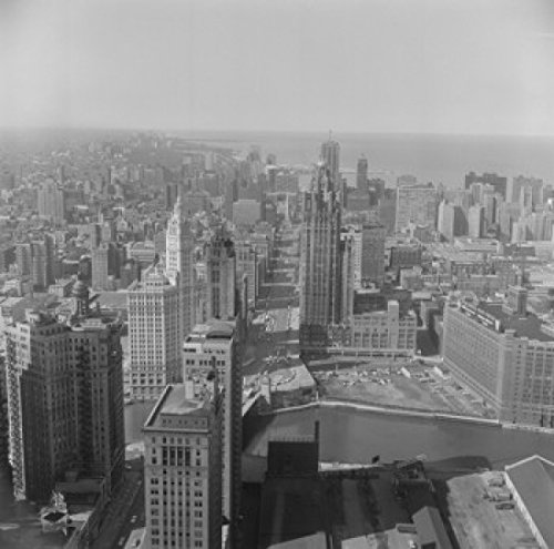 usa-illinois-chicago-downtown-from-prudential-building-artistica-di-stampa-6096-x-9144-cm