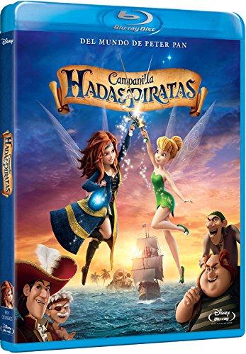 Campanilla: Hadas Y Piratas [Blu-ray] 51 hQTQ7O4L