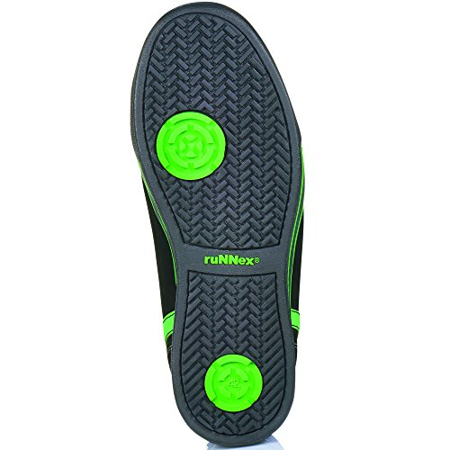 Scarpe Di Sicurezza Runnex S3 Sportstar Esd Sporty E Light Size 43, Nero, 5345