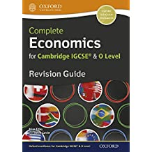 Economics for Cambridge IGCSE and O Level Revision Guide