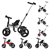 Clamaro 'Buttler Basic' 2in1 Kinderwagen Dreirad ab 1 Jahr...