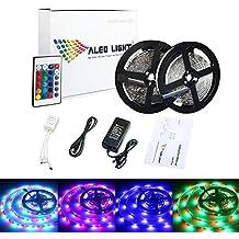 ALED LIGHT Striscia LED Non-Impermeabile 2x5m RGB