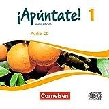 ¡Apúntate! - Nueva edición: Band 1 - Audio-CD