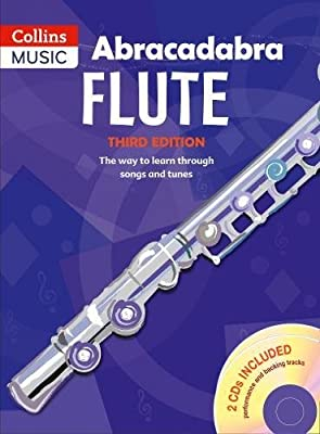 Abracadabra Woodwind – Abracadabra Flute (Pupils' Book + 2 CDs): The way to learn through songs and tunes
