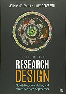 Research Design: Qualitative, Quantitative, and Mixed Methods Approaches (1506386709) | Amazon Products