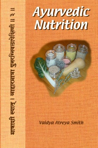 Ayurvedic Nutrition por Vaidya Atreya Smith