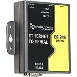 Brainboxes RS2321Port Ethernet auf Seriell Adapter - gut und günstig