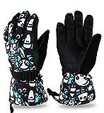 Blisfille Winter Ski Handschuhe Outdoor Winddicht Wasserdicht Plus Samt Verdickung Reiten Herren Damen Modelle Kalt Warm Style 3 Size X Large