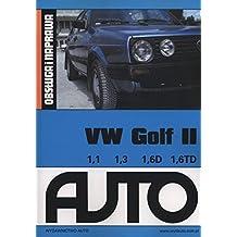 VW Golf II Obsluga i naprawa