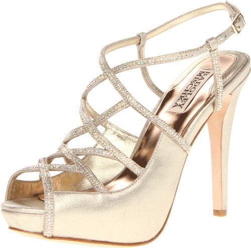 badgley-mischka-bessie-donna-pelle-scarpe-tacchi-taglia-display-eu-395
