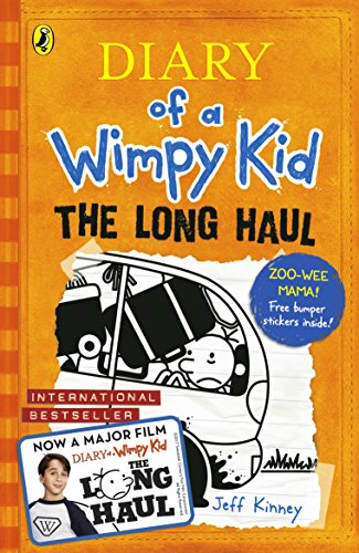 The Long Haul. Diary Of A Wimpy Kid. Book 9