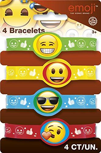 emoji armband Emoji-Gastgeschenke für Geburtstage, Party-Zubehör