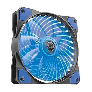 Trust GXT 762W Beleuchteter PC-Gehäuselüfter