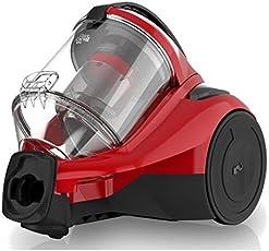 Dirt Devil DD2822-2 Yazz Staubsauger ohne Beutel 1000W Energieeffizienzklasse (A - G) C Rot