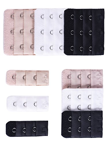 53be18d893 eBoot Bra Extender Elastic Bra Hook Extender Bra Strap Extension