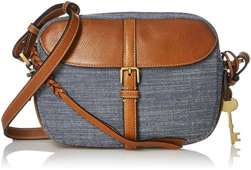 Fossil Kendall Women's Handbag (Blue)