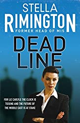 Dead Line (Liz Carlyle Book 4)