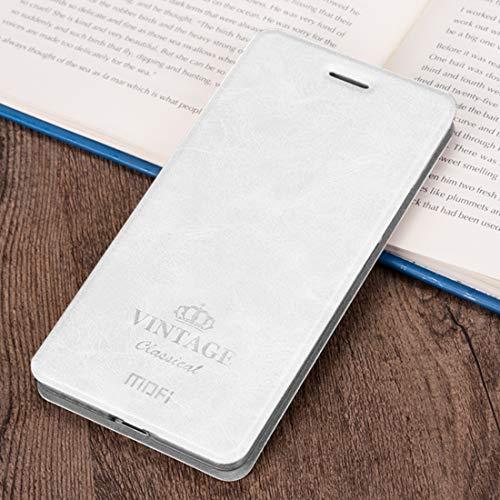 Étuis pour téléphone cellulaire Housse en Cuir MOFI Crazy Horse Texture Flip Horizontale pour Xiaomi Redmi 6 Pro/Mi A2 Lite, avec Support et Fente pour Carte
