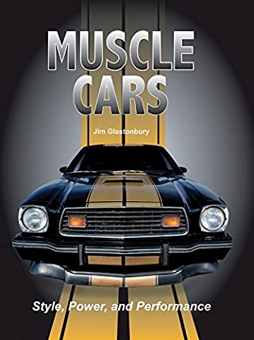 Muscle Cars: Style, Power, and (Speedster Motor Cars)
