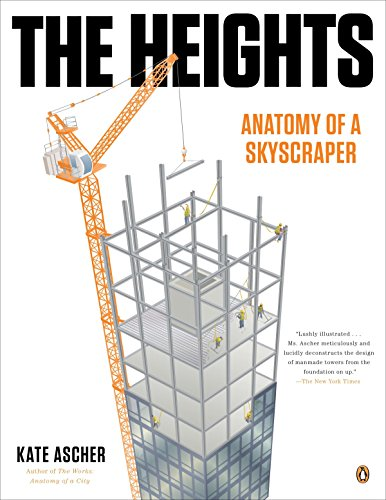The Heights: Anatomy of a Skyscraper por Kate Ascher
