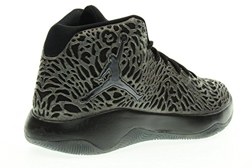 JORDAN NIKE uomo sneakers alte 834268 010 JORDAN ULTRA.FLY Nero-grigio