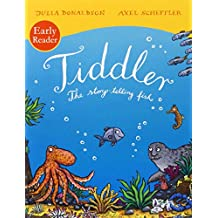 Tiddler Reader: The Story-Telling Fish (Early Reader)