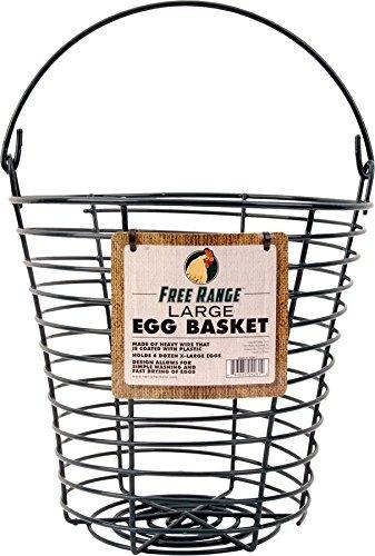 Harris Farms beschichtetem Draht Eierkorb Large