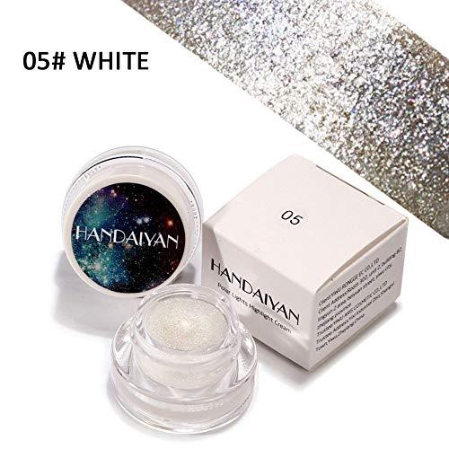 feiXIANG 12 couleurs yeux ombre perle métallique palette fard à paupières maquillage Ombre à Paupières Haute Lumière Maquillage cosmétique