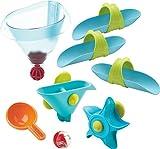 HABA 302823 Kugelbahn Badespaß – Wassertrichter, Kleinkindspielzeug von HABA