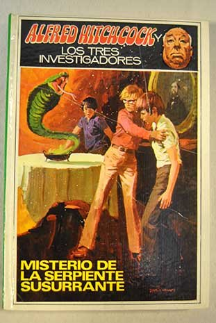 Misterio De La Serpiente Susurrante descarga pdf epub mobi fb2