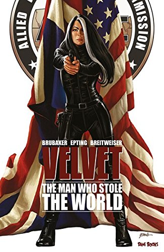 Velvet - Band 3: The Man Who Stole the World (Velvet Band)