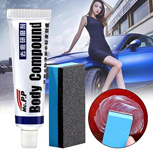 Eliminador de arañazos para coche con esponja