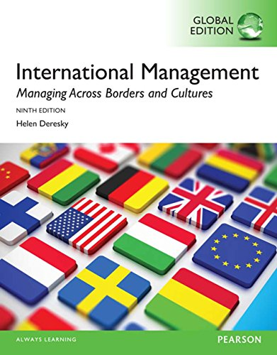 International Management: Managing Across Borders and Cultures, Text and Cases, Global Edition (English Edition)