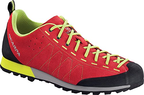 Scarpa Highball Tomato/Yellow EU 47,0 - 12 Highballs