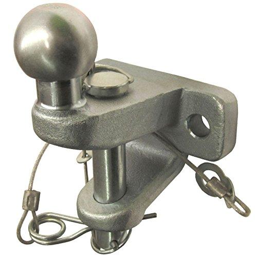 50mm en acier forgé boule attelage et l'attelage / Pin pour raccord de barres de remorquage TR036