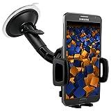mumbi Auto KFZ Halterung für Samsung Galaxy S3, S3 mini, S3 Neo, S4, S4 mini, S5, S5 mini, S6, S6 Edge, Alpha, A3, A5, Note 3, Note 4, Xcover 3