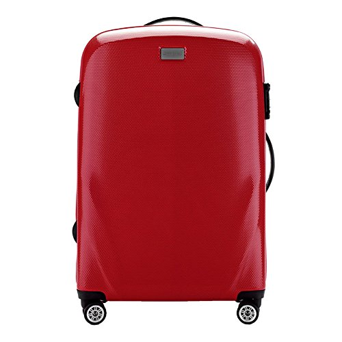 WITTCHEN Mittlerer Koffer   Farbe: Rot  Material: Polycarbonat   Größe: 68 x 46 x 23 cm   Gewicht: 3.9 KG   Kapazität: 64 L   Sammlung: PC Ultra Light  ...