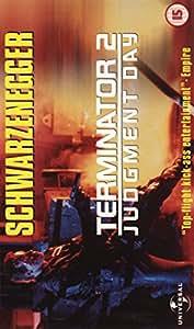 Terminator 2 Judgement Day (English) [VHS]