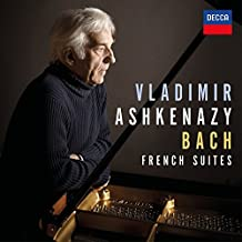 Bach: French Suites,BWV 812-817