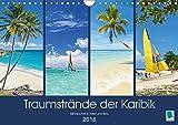 Traumstrände der Karibik (Wandkalender 2018 DIN A4 quer): Karibik: Sehnsüchte in Türkis und Blau (Monatskalender, 14 Seiten ) (CALVENDO Orte) [Kalender] [Apr 12, 2017] CALVENDO, k.A - k.A. CALVENDO