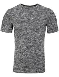 Sundried Ultra Fresco de la Camiseta del Mens atlético Deportes Top para Correr Ciclismo Crossfit Entrenamiento de la… FFOIj