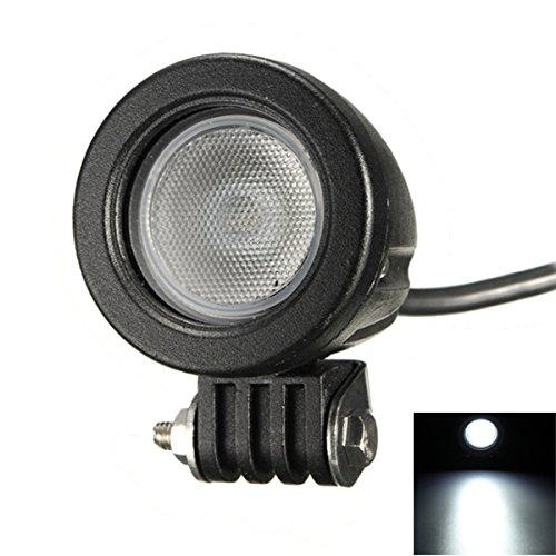 10W LED Work Light Flood Driving Spot Fog Lamp per