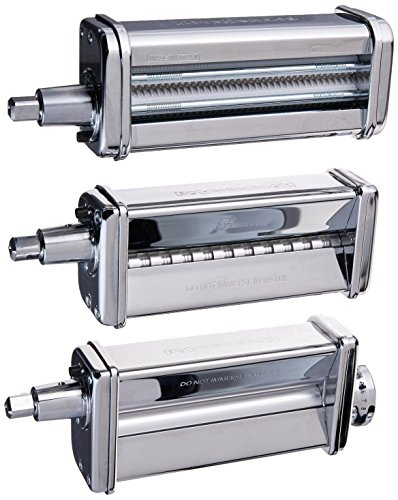 Kitchenaid 5KPRA 3- Nudelvorsatz-Set