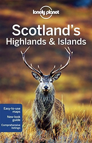 Lonely Planet Scotland's Highlands & Islands (Travel Guide) by Lonely Planet (2015-02-13)