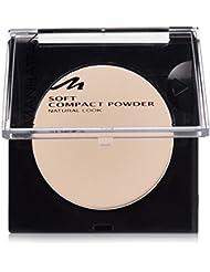 Manhattan 16918 Soft Compact Powder 1, naturelle, 1 Stück