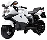 Toy House Officially Licensed BMW K1300S Bike 12V Rechargeable Battery Operated Ride On
