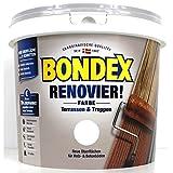 Bondex Renovier! Farbe Steingrau 5,00 l - 371673