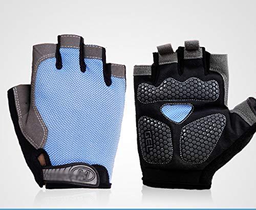 Awyl sezione sottile czz, attrezzature per il fitness antiscivolo uomo e donna mezzo dito outdoor alpinismo equitazione guanti sportivi