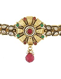 Vama Fashions Gold Plated Armlet Bracelet for arm Bajuband for Women